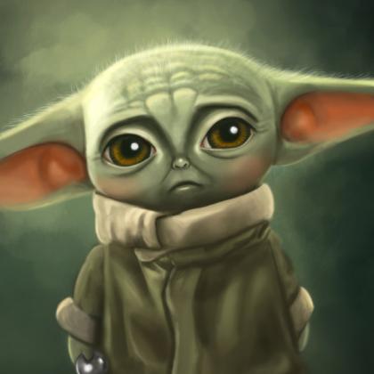 Baby Yoda (2020)