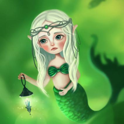 Elf Mermaid