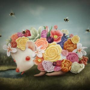 Flower Hedgehog (2020)