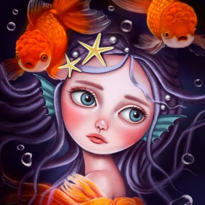 The Fancy Goldfish (2021)